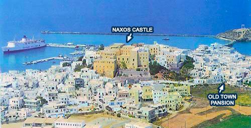 naxos island, naxos hotel, naxos rooms, naxos chora